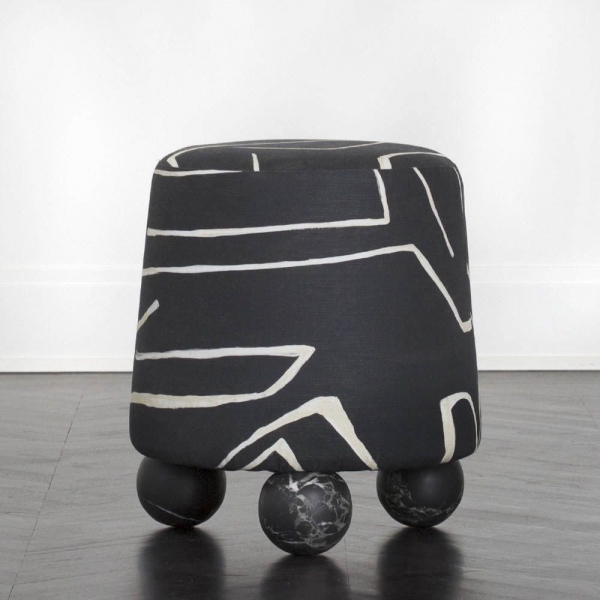 Банкетка KELLY WEARSTLER - SELMA STOOL