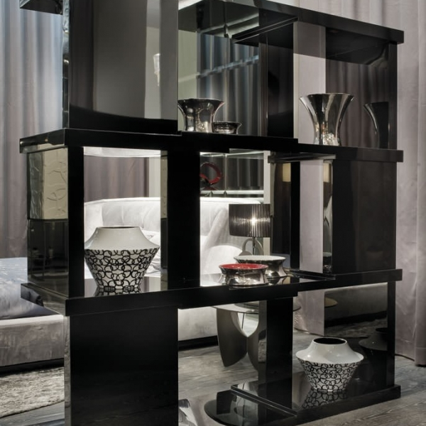 Библиотека Visionnaire by Ipe Cavalli Power Bookshelf