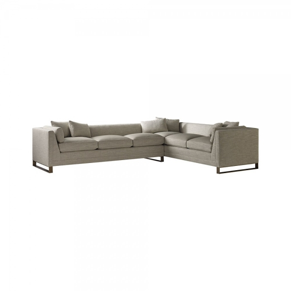Диван SURROUND SECTIONAL, дизайн компании Baker, дизайнер Barbara Barry