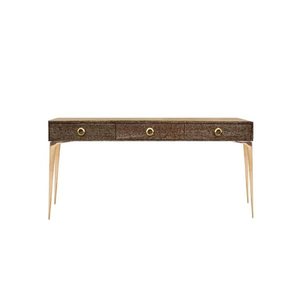 Консоль Three Drawer Stiletto Console Table