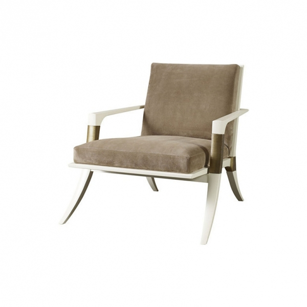 Кресло ATHENS LOUNGE CHAIR, дизайн Baker