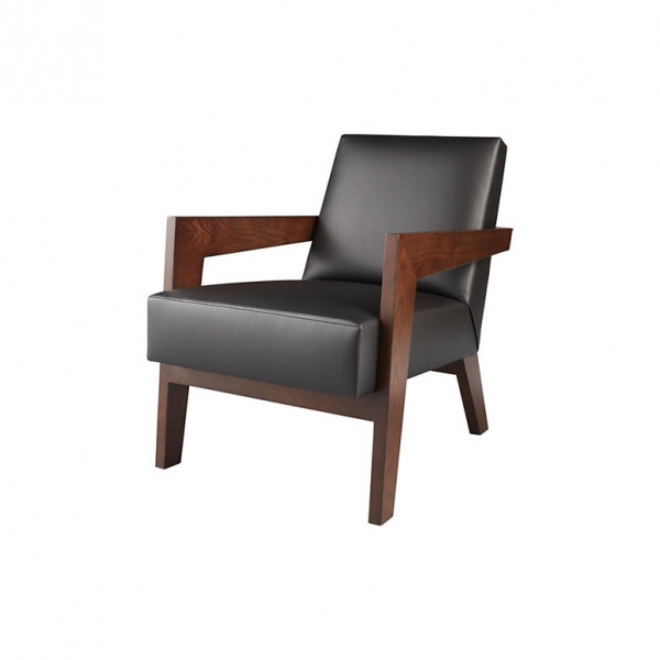 Кресло CONTINUOUS LINE LOUNGE CHAIR, дизайн Baker