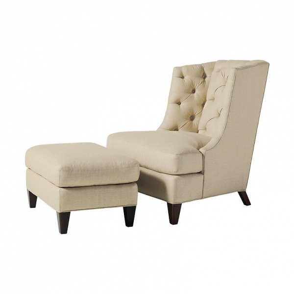 Кресло MODERNE WING CHAIR, дизайн Baker