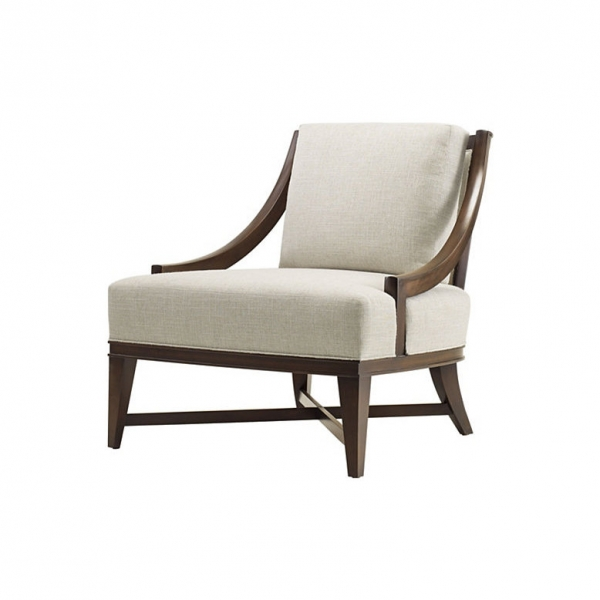 Кресло NOB HILL LOUNGE CHAIR, дизайн Baker