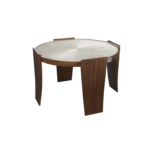 Стол обеденный RADIANT CENTER TABLE II, дизайн Baker, дизайнер Thomas Pheasant