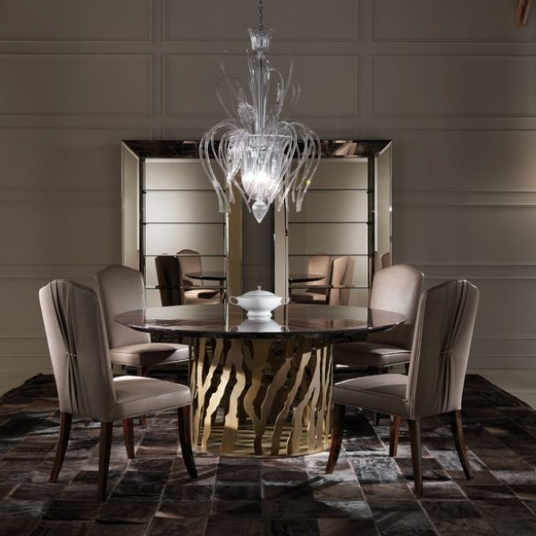 Стол обеденный Roberto Cavalli Home Interiors table B-5