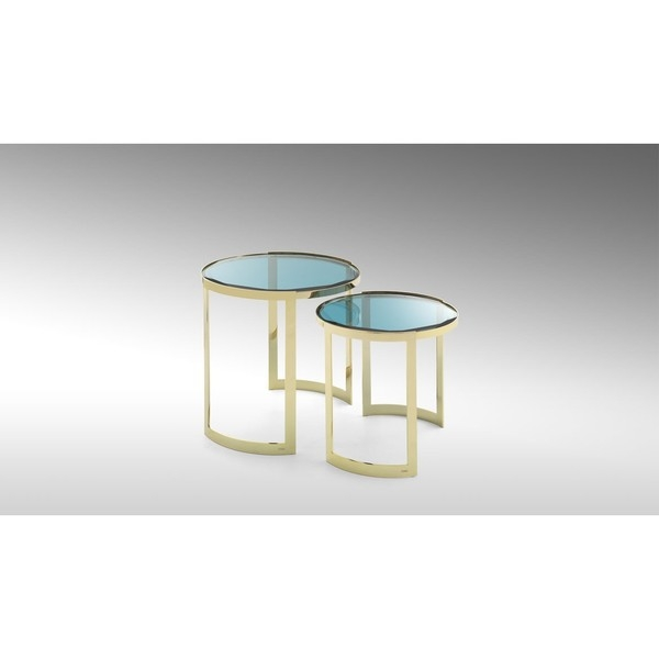Стол журнальный Anya Crystal Coffee Tables, дизайн Fendi Casa