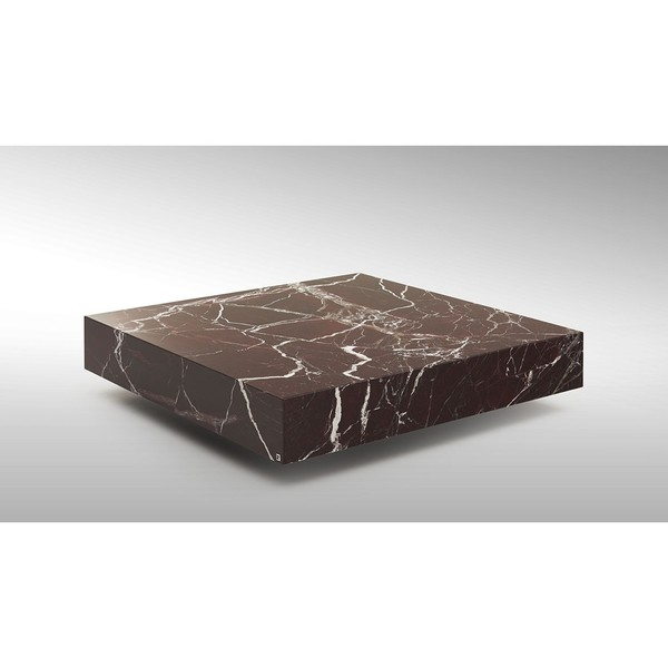 Стол журнальный Quadrum Marble Coffee Table, дизайн Fendi Casa