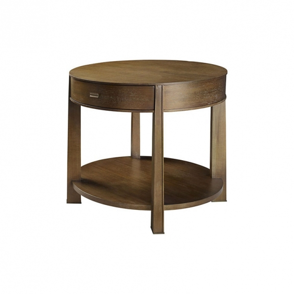 Стол журнальный RANCH LAMP TABLE, дизайн Baker