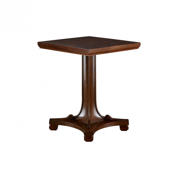 Стол журнальный REGENCY PEDESTAL TABLE, дизайн Baker