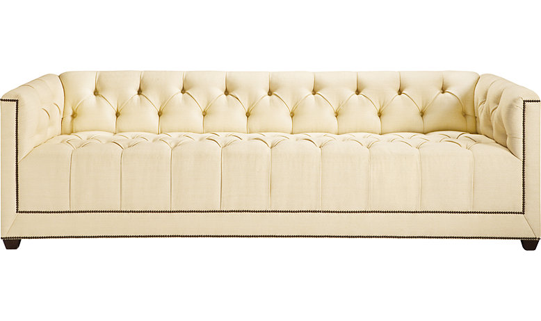 Диван PARIS LOVESEAT, дизайн компании Baker, дизайнер Thomas Pheasant
