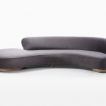 Диван Serpentine Sofa with Arm, дизайн Vladimir Kagan