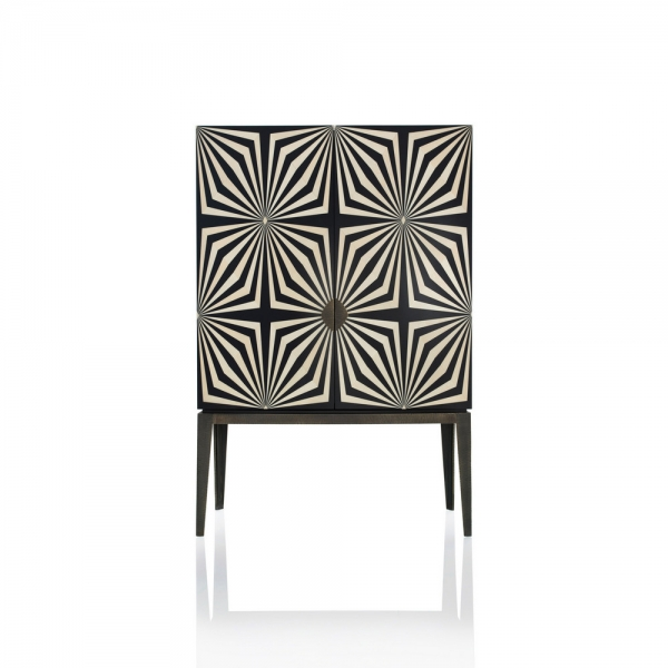 Барный шкаф, дизайн Zebra JNL Collection Furniture MEZE01