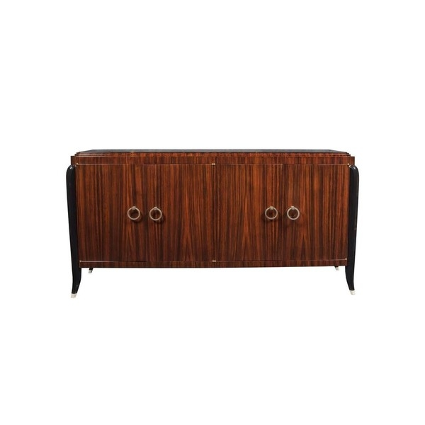 Буфет Art Deco Inspired Indian Rosewood Sideboard