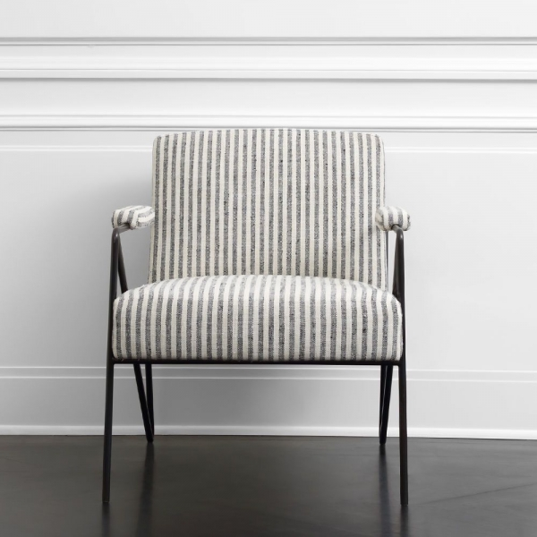 Кресло KELLY WEARSTLER - EMMETT LOUNGE CHAIR