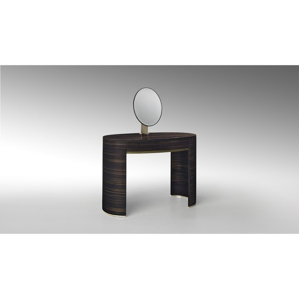 Туалетный столик Asja Beauty Desk With Mirror, дизайн Fendi Casa